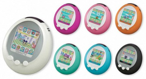 Tamagotchi Now Comes In Color