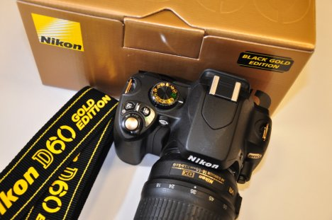 Nikon Black Gold Mystery Unveiled