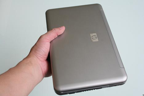 HP Mini-note 2133 review