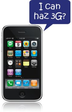 iPhone 3G 2.1 Update Now Available