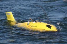 Odyssey IV Hovers Like Helicopter Underwater