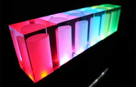 Lumenworks Color-changing LED Lamps