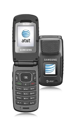 Samsung Rugby From AT&T