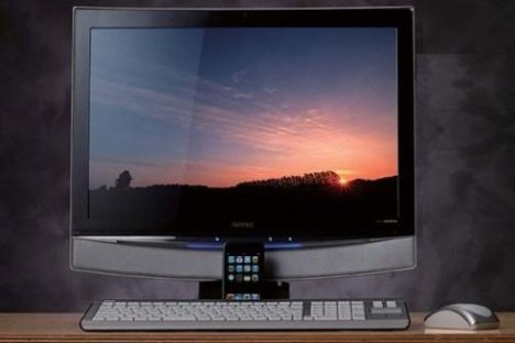 Sotec E7 All-in-One PC