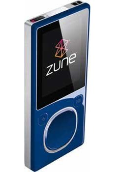 Zune 120GB Features Leaked
