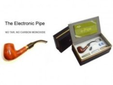 Electronic Pipe Lends An Air Of Sophistication