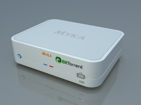 Por fin disponible el Myka Torrent Box