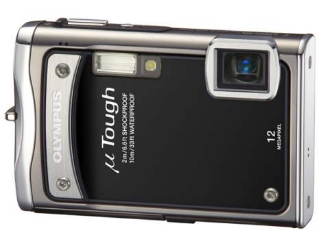 Olympus µ Tough-8000 et 6000