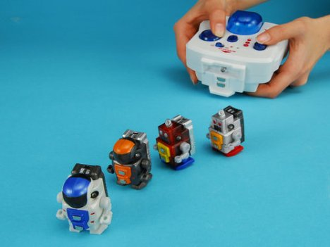 Takara Tomy Robo-Q Is Small And Cute