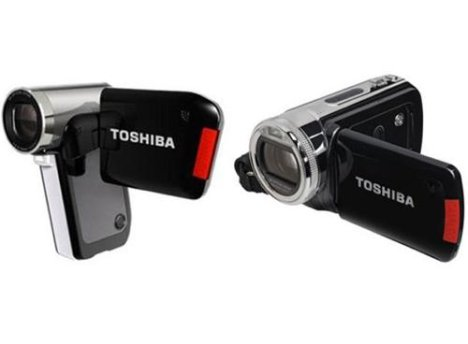 Toshiba Camileo P30 And H20 HD Camcorders