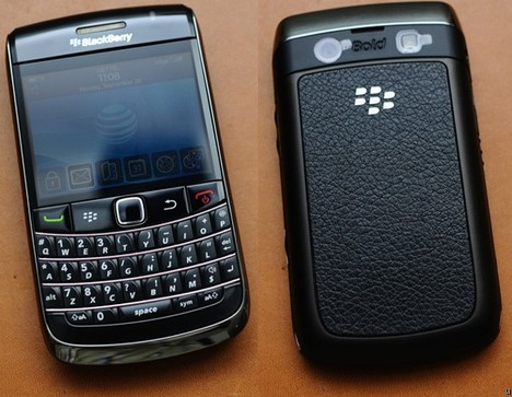 BlackBerry Bold 2 coming this October 21st