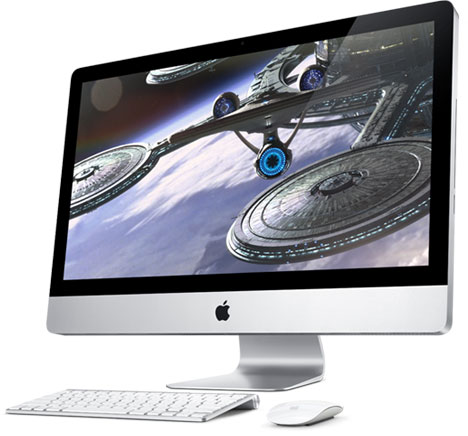 Apple's new iMac is here