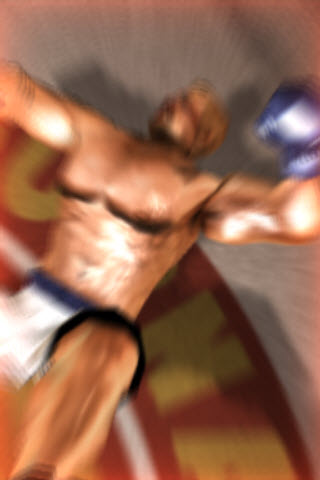 Iron Fist Boxing 3 uses OpenGL 2.0 (iPhone Game)