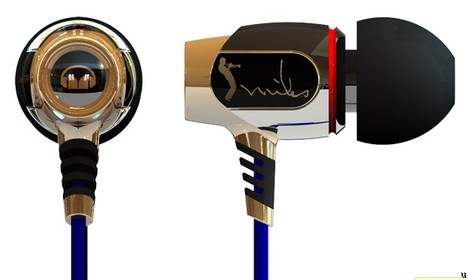 Monster Miles Davis Tribute high-performance in-ear headphones