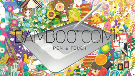 Bamboo Comic Pen & Touch