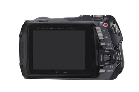 casio exilim ex-g1, the first born in casio's endurance line