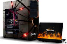 Origin - yet another gamer PC company?