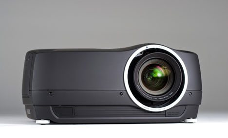 Projectiondesign F35 Projector displays 2560x1600 pixels
