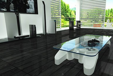 Table basse PS3
