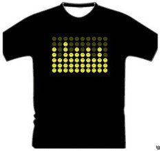 T-Shirt Raving Smileys
