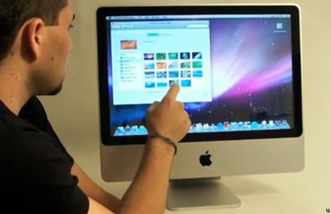 Troll Touch debuts iMac and MacBook touchscreens