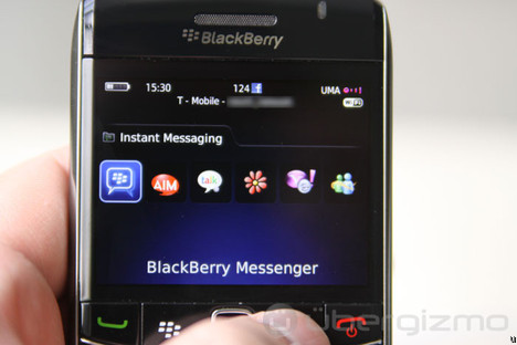 Blackberry 9700 Review