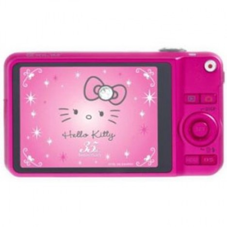 Hello Kitty Casio EX-Z90 Camera