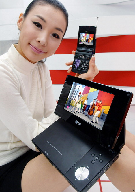 LG Lotus now comes with DTV capability