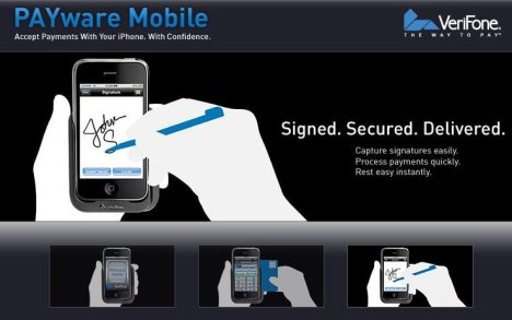 PAYware Mobile de VeriFone