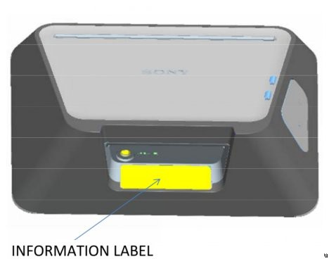 Sony HID-C10 arrives at FCC