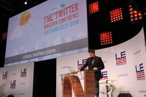 "Twitter: Firehose for All and ""Chirp"" Official Developer Conference"