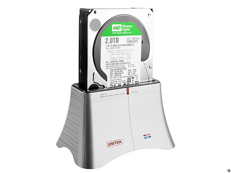 Docking Station de disque dur SATA USB 3.0