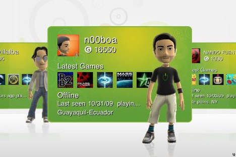 Xbox Live app arrives on iPhone
