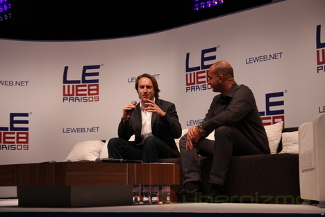 LeWeb: Chad Hurley, CEO of YouTube