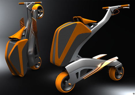 Zoomla bike helps you get around with ease