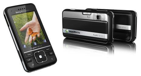 Lancement Officiel du Sony Ericsson Cyber-shot C903