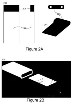 Apple Universal Battery Patent Looks Good