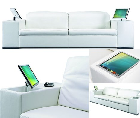 Sofa Athena High Tech