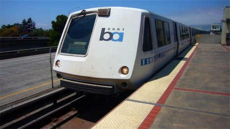 BART Passengers To Get Wi-Fi Connectivity