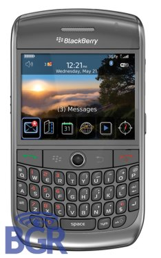 BlackBerry Gemini aka 9300