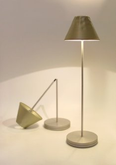 Lamp Turns On And Off In Strange Manner