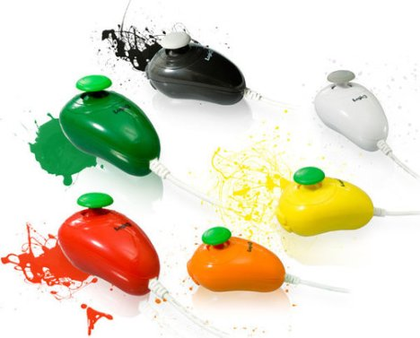 FunChuks Adds Color To Your Wii World