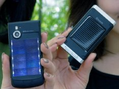 LG Hits Back With Solar-powered Phone