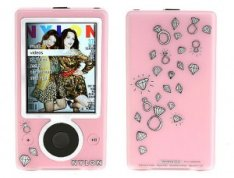 Nylon Zune Special Pink Edition