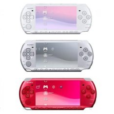 Sony PSP In Europe Gets Trio Of Colors