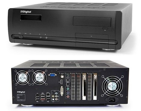 S1Digital Unveils P500 Media Center