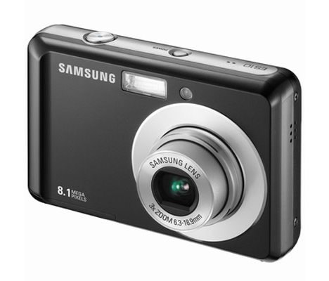 Samsung ES10 Digital Camera