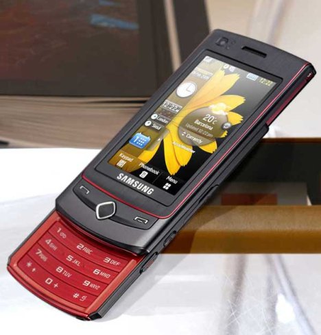 Samsung S8300 Ultra Touch Phone