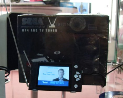 Sega Vision Does Not Do Games