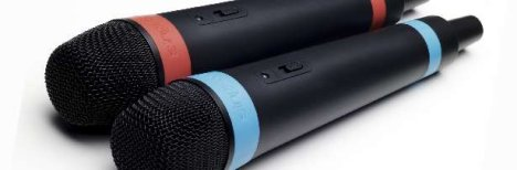 Sony Releases New Wireless SingStar Microphones